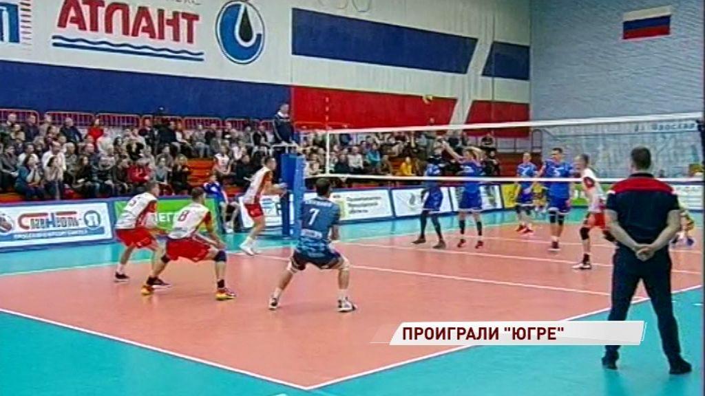 «Ярославич» потерпел двадцатое поражение в сезоне