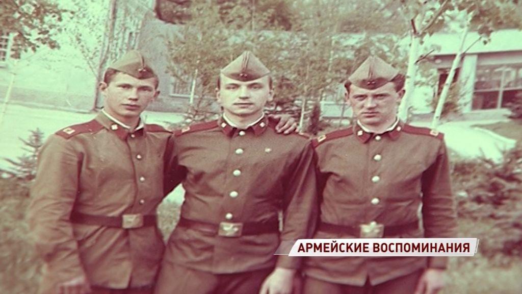 Депутаты облдумы поделились своими армейскими воспоминаниями