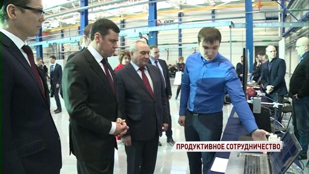Рыбинское предприятие потратит 290 миллионов на реализацию экологических проектов