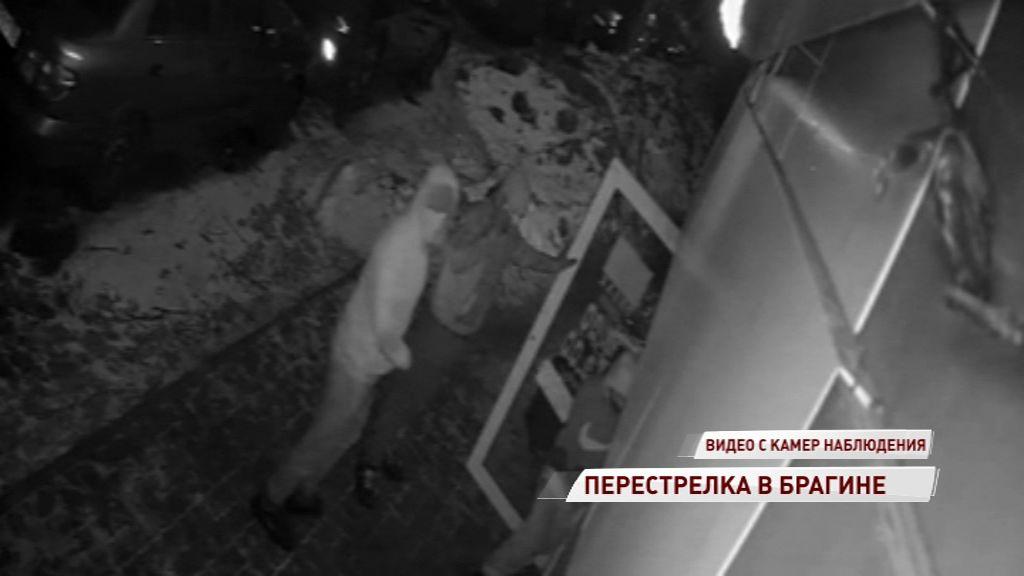 Ночью жители Брагина стали свидетелями перестрелки с участием полиции