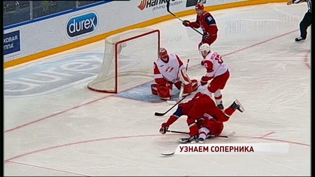 «Локомотив» узнает первого соперника по плей-офф