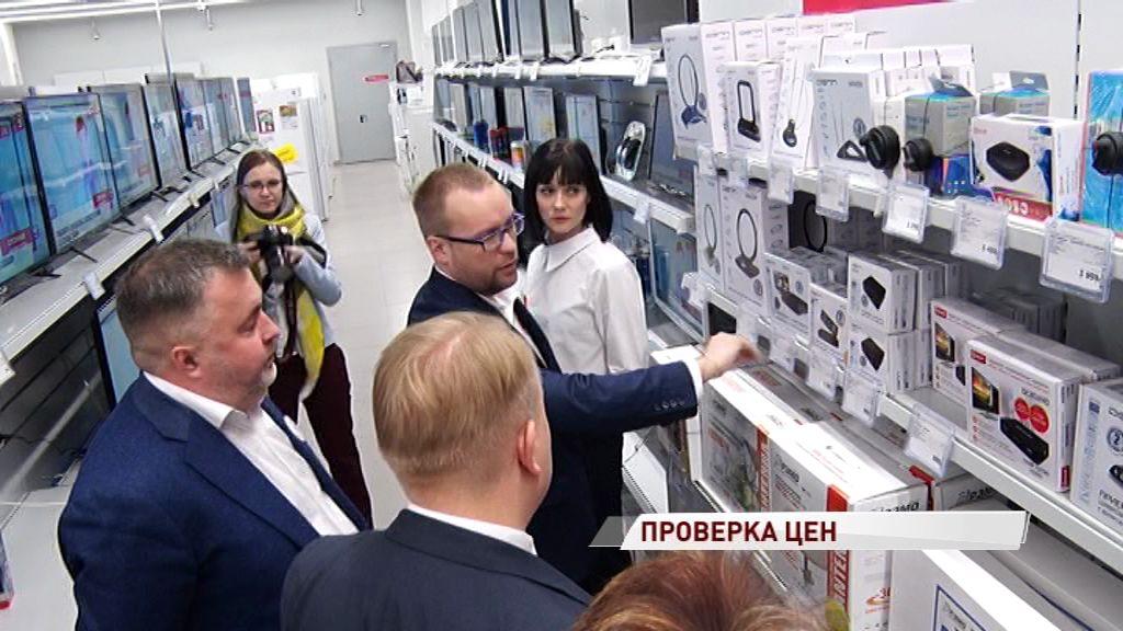 «Народный контроль» проверил цены на телевизионные приставки