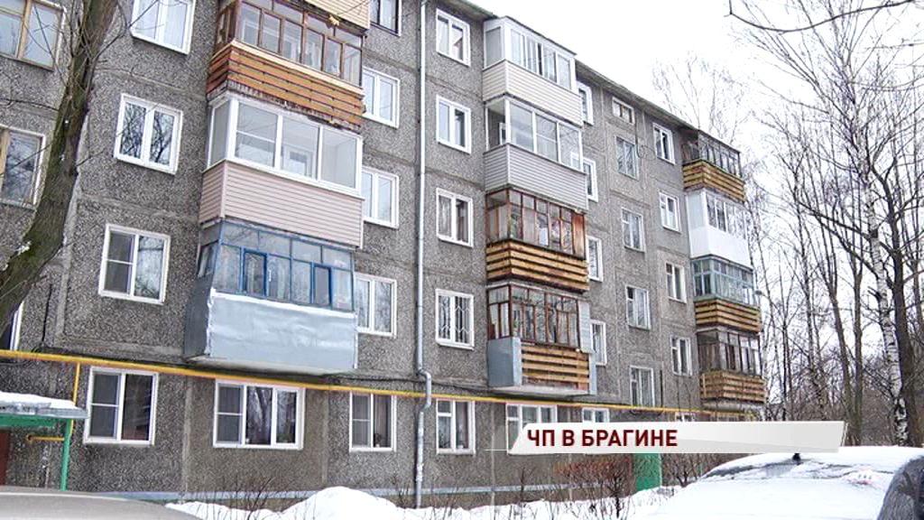 В Дзержинском районе нечищеная крыша стала причиной отключения газа
