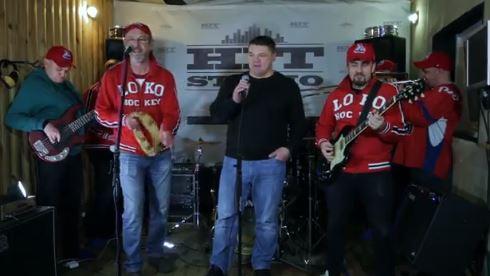 Прославленный хоккеист Андрей Коваленко запел