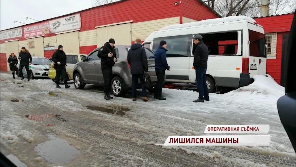 Накопил штрафов и лишился авто: приставы нашли неплательщика