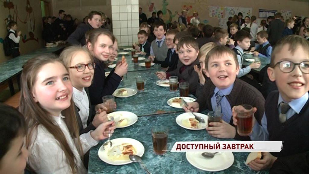 Рацион школьника: чем кормят ребят в учебных заведениях