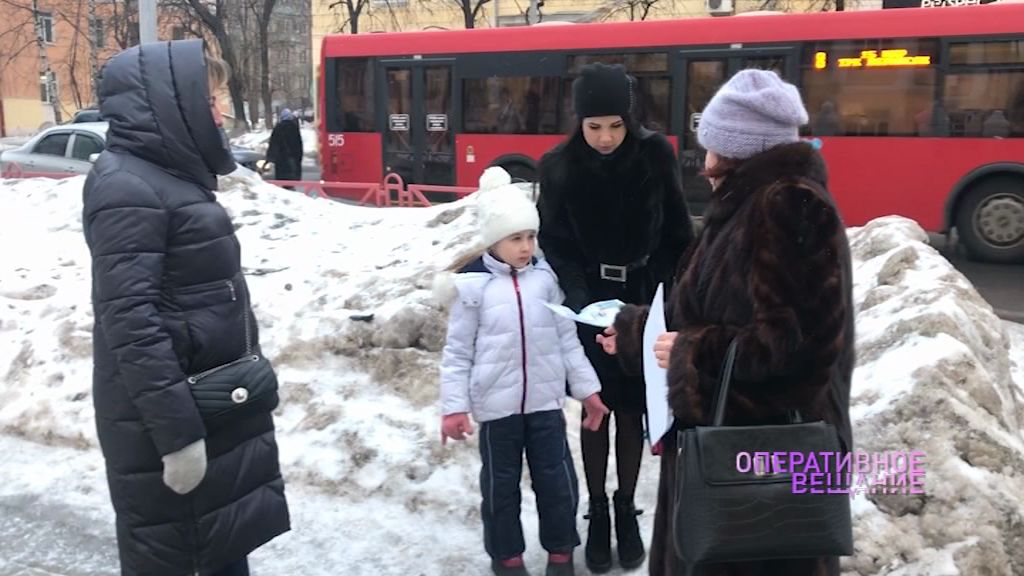 Неравнодушные мамы вышли в рейд на городские дороги
