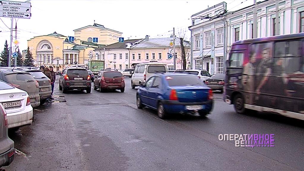 На Кирова женщина за рулем иномарки сбила парня