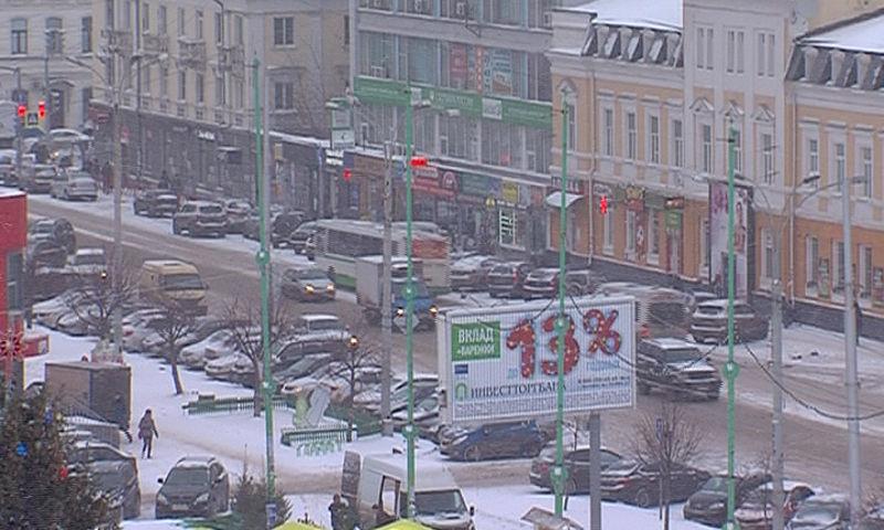 Экстренное предупреждение: Ярославль завалит снегом, усилится ветер