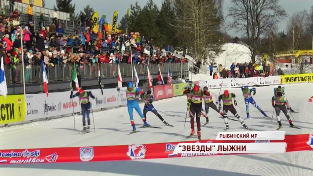 На мировом уровне: в Демино прошел лыжный марафон