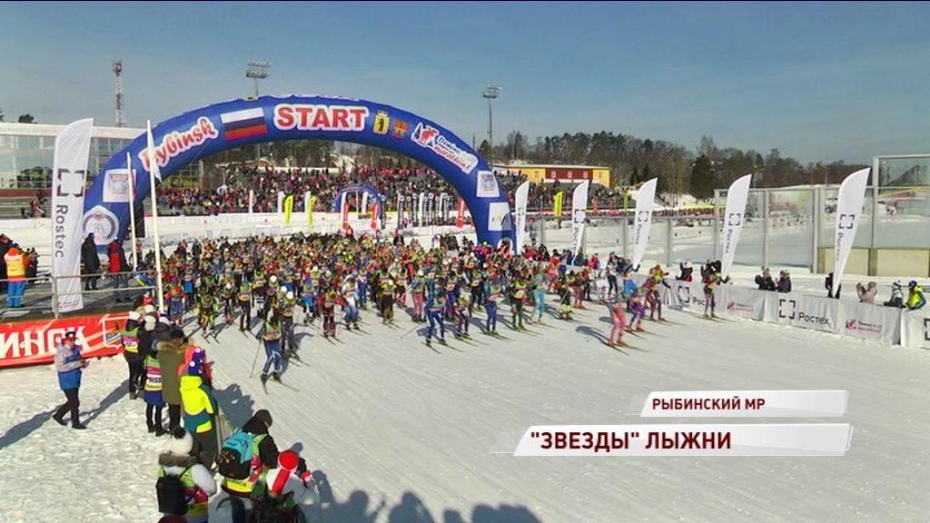 Деминский марафон собрал больше двух тысяч лыжников из 19 стран мира