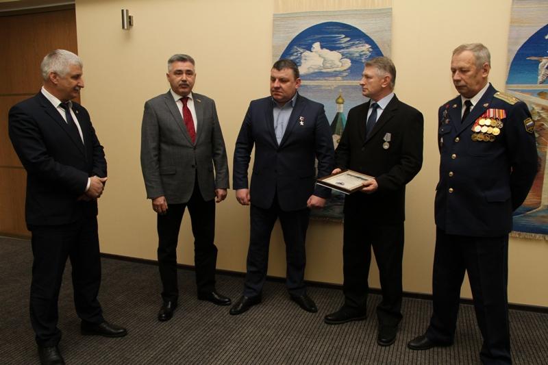 Жителя Рыбинска отметили грамотой секретаря Совета безопасности РФ