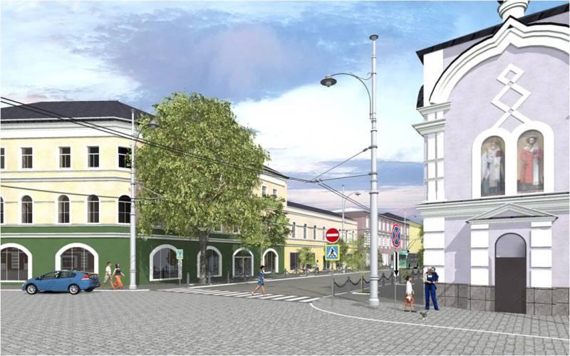 В Рыбинске отремонтируют улицу Крестовую