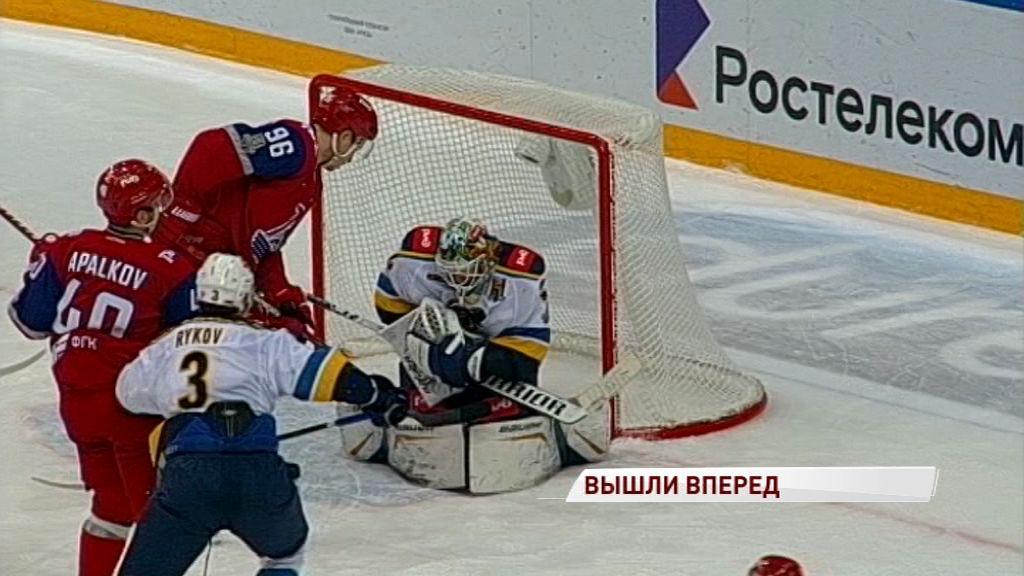 «Локомотив» вновь вышел вперед в серии с «Сочи»
