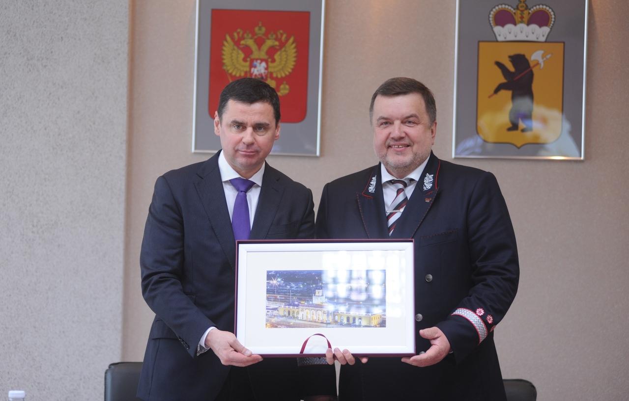 В железнодорожную сеть региона инвестируют восемь миллиардов рублей