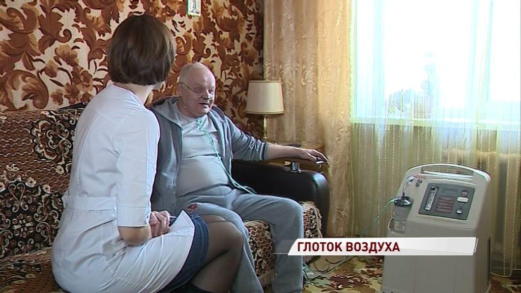 На паллиативную помощь пациентам региона выделили 100 миллионов рублей