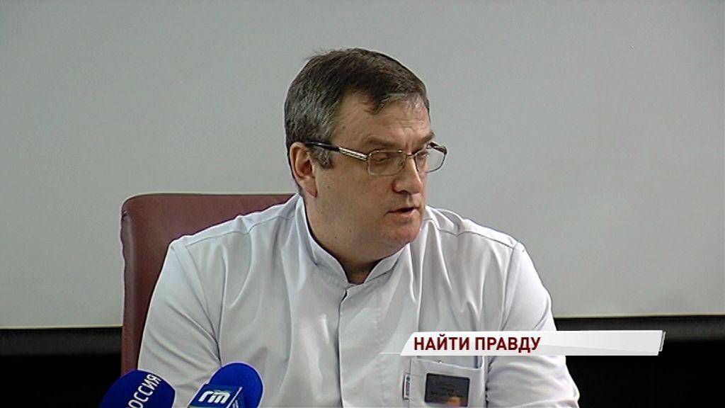 Главврач перинатального центра ответил на вопросы журналистов по поводу смерти двойняшек