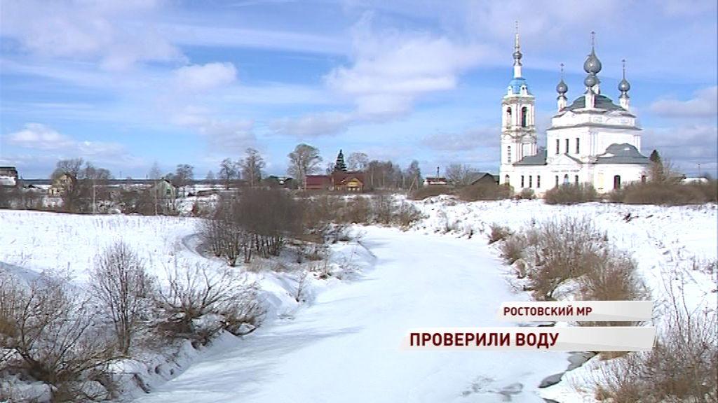 Специальная комиссия искала опасные для экологии навозохранилища на реке Устье