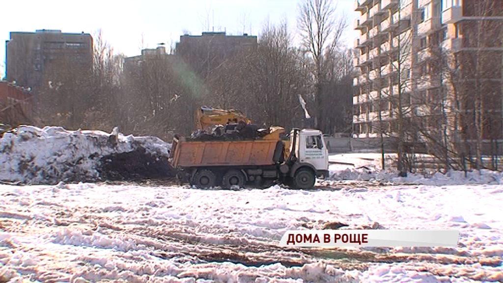 В офисе компании-застройщика пояснили, что начали строить рядом с Павловской рощей