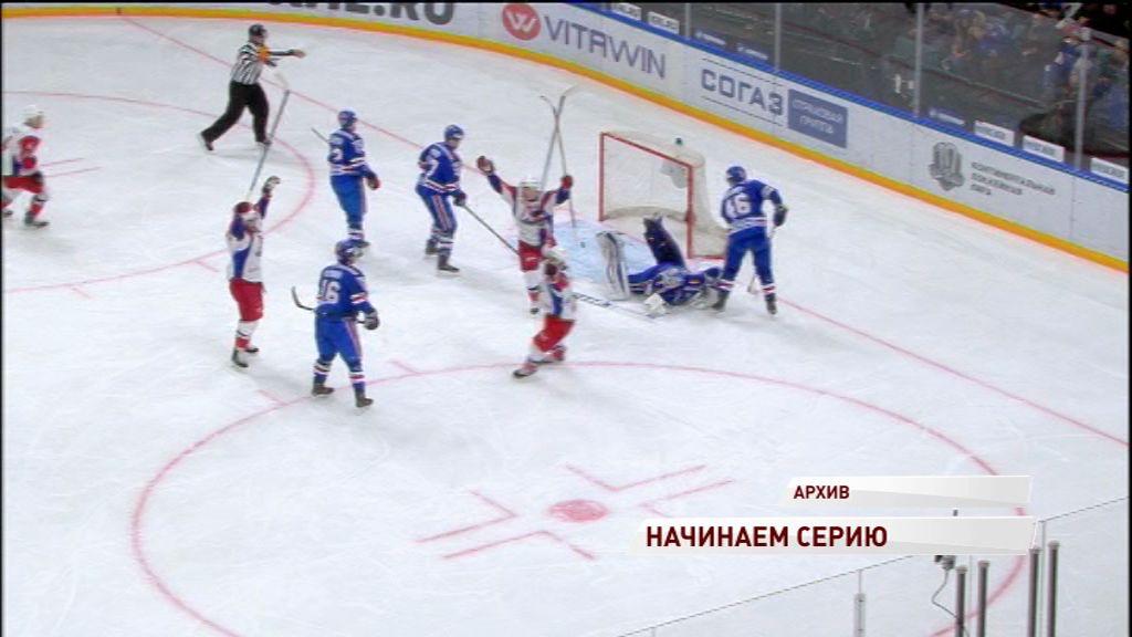Битва на Неве: «Локомотив» начинает серию против СКА