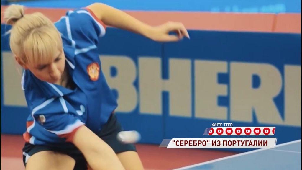 Мария Маланина стала серебряным призером чемпионата Европы
