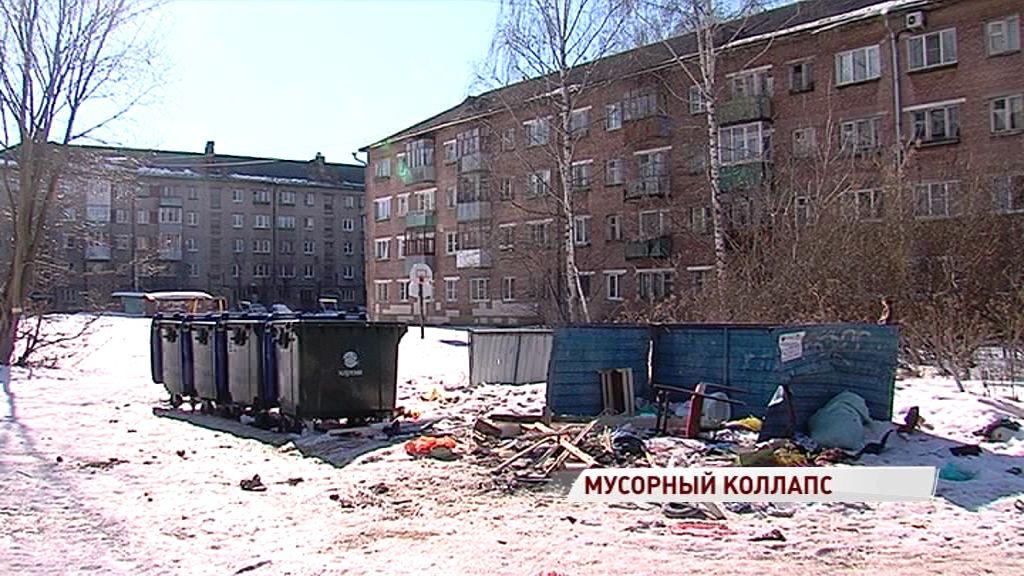 «Это не наша зона ответственности»: кто виноват в мусорном коллапсе на Пятерке