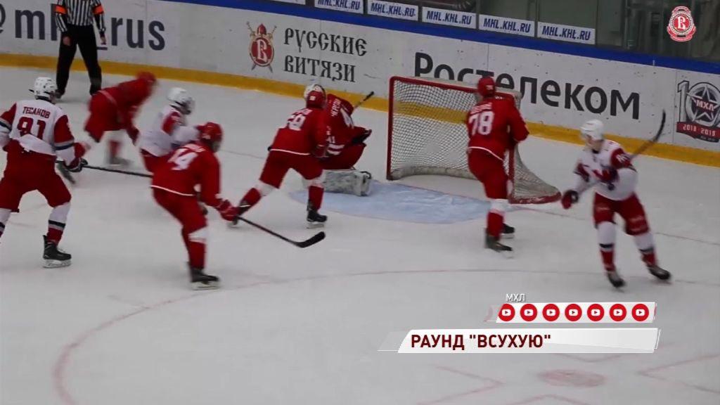 «Локо» пробился в следующий раунд розыгрыша Кубка Харламова
