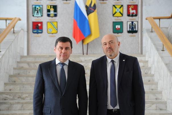 Есть несколько перспективных направлений: Дмитрий Миронов встретился с послом Израиля в России