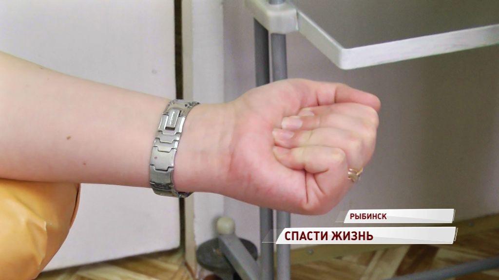 Рыбинск присоединился к всероссийской акции «Стань донором костного мозга»
