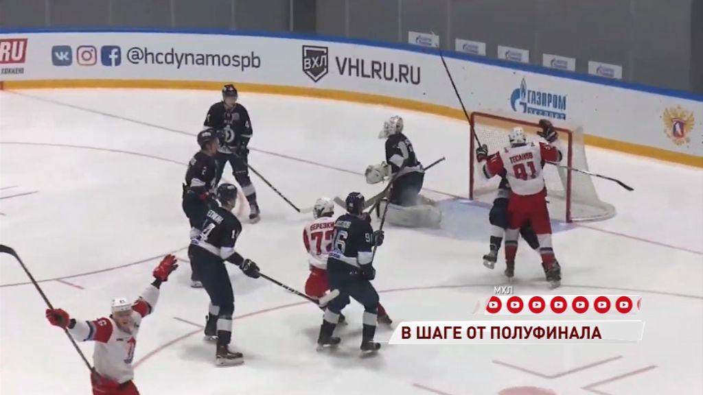 «Локо» и во втором матче обыграл «Динамо»