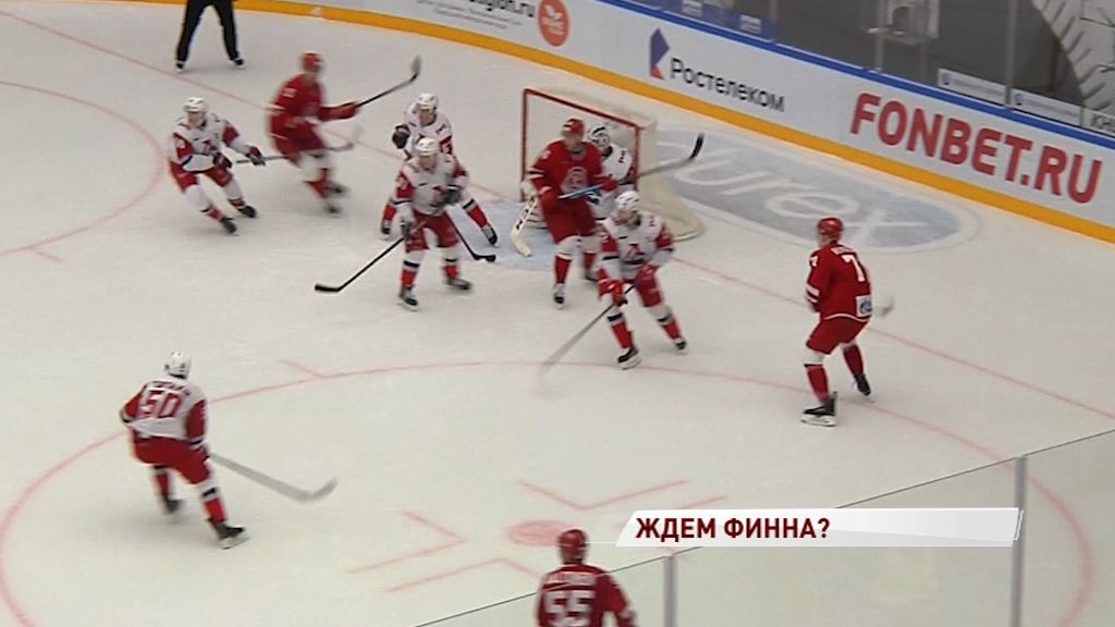 Форварда «Витязя» сватают в «Локомотив»