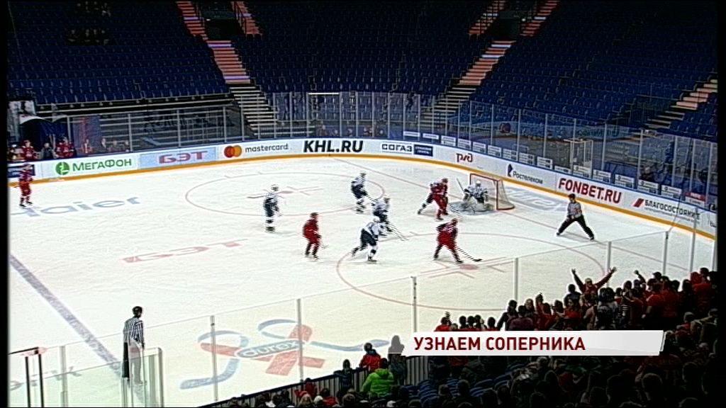 Соперник «Локо» по полуфиналу Кубка Харламова определится уже сегодня