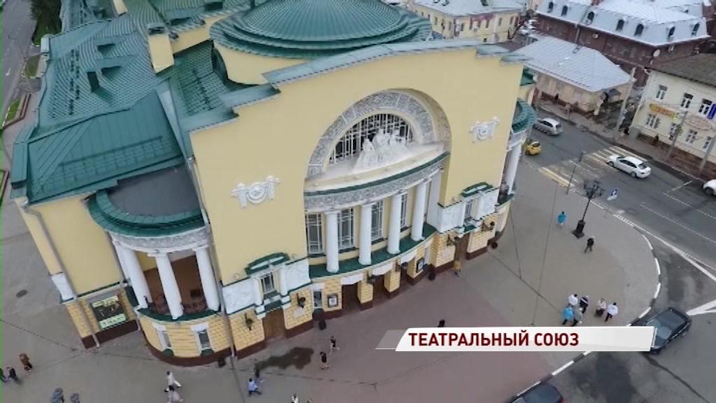 Дмитрий Миронов раскритиковал идею объединения Волковского и Александринского театров