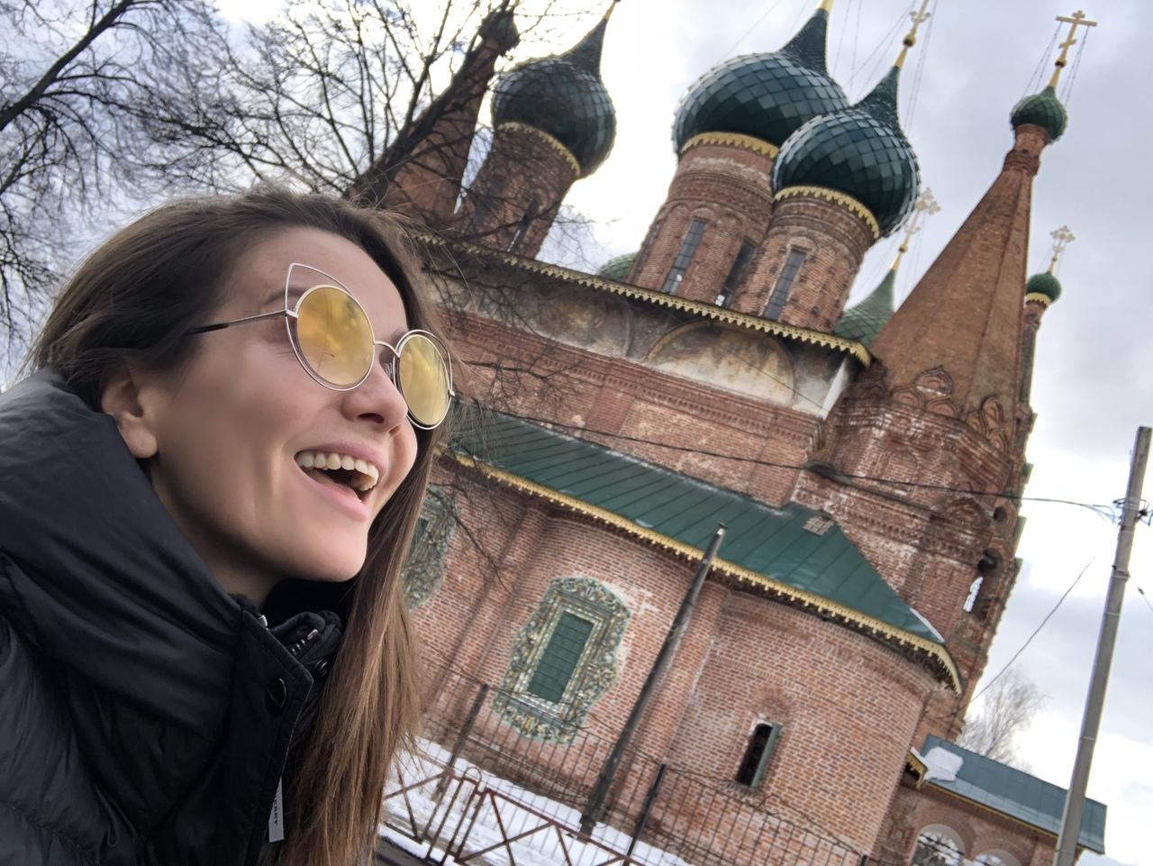 Привет, Ярославль! «Дикий ангел» посетила столицу Золотого кольца