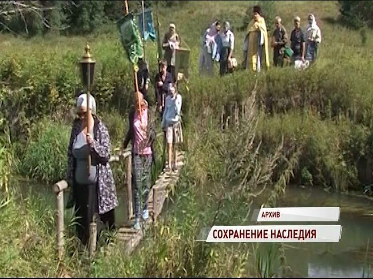 Общественники отчитались о работе по сохранению историко-культурного наследия «Гора Святой Марии»