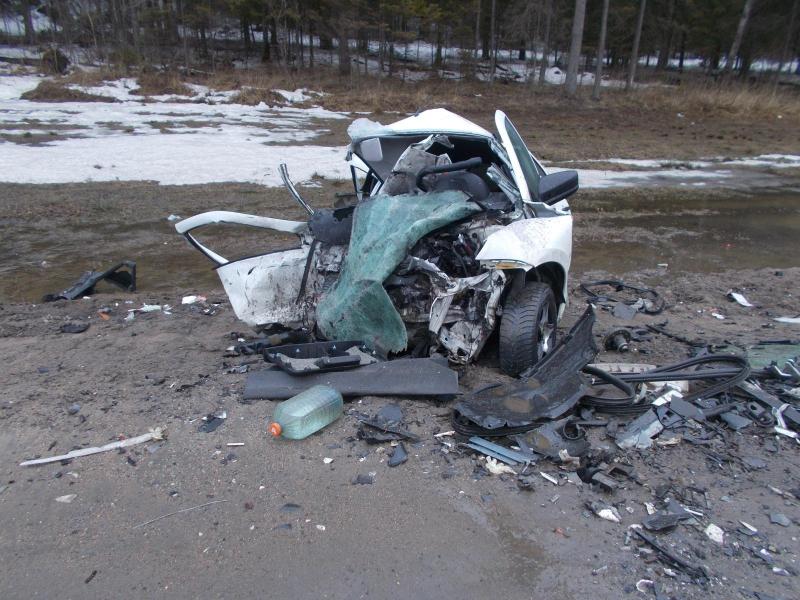 Под Ростовом погибли трое мужчин: машины разорвало на куски