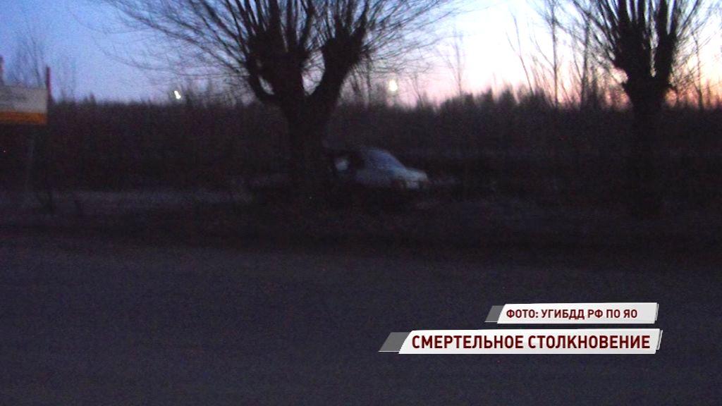 В столкновении с деревом погиб водитель «Лады»