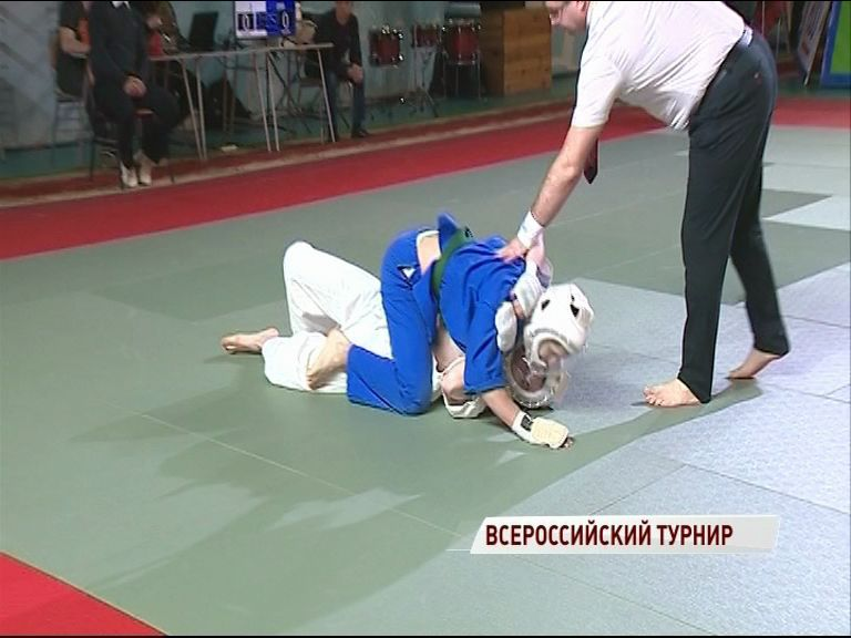 В Ярославле прошел всероссийский турнир по кудо