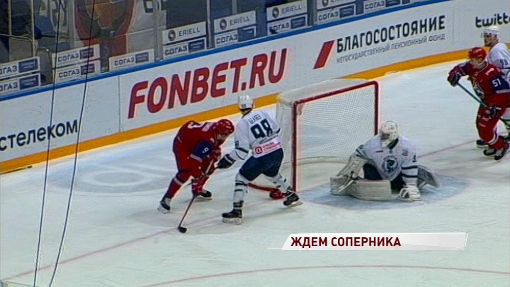 «Локо» узнает соперника по финалу Кубка Харламова