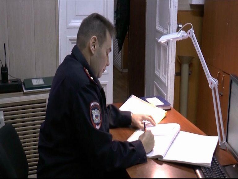 Полиция раскрыла серию краж