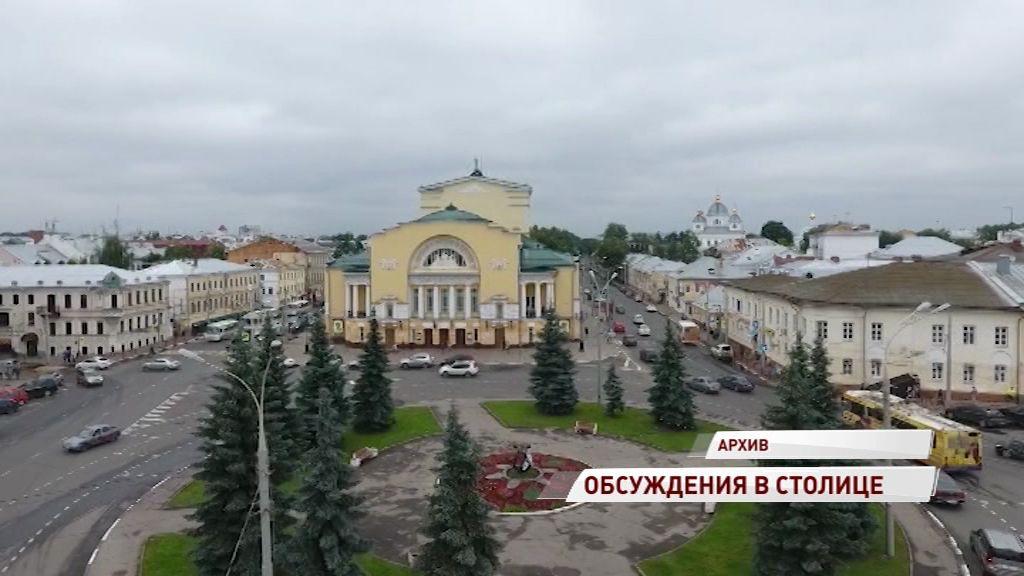 Союз театральных деятелей России обсудит объединение Волковского и Александринки