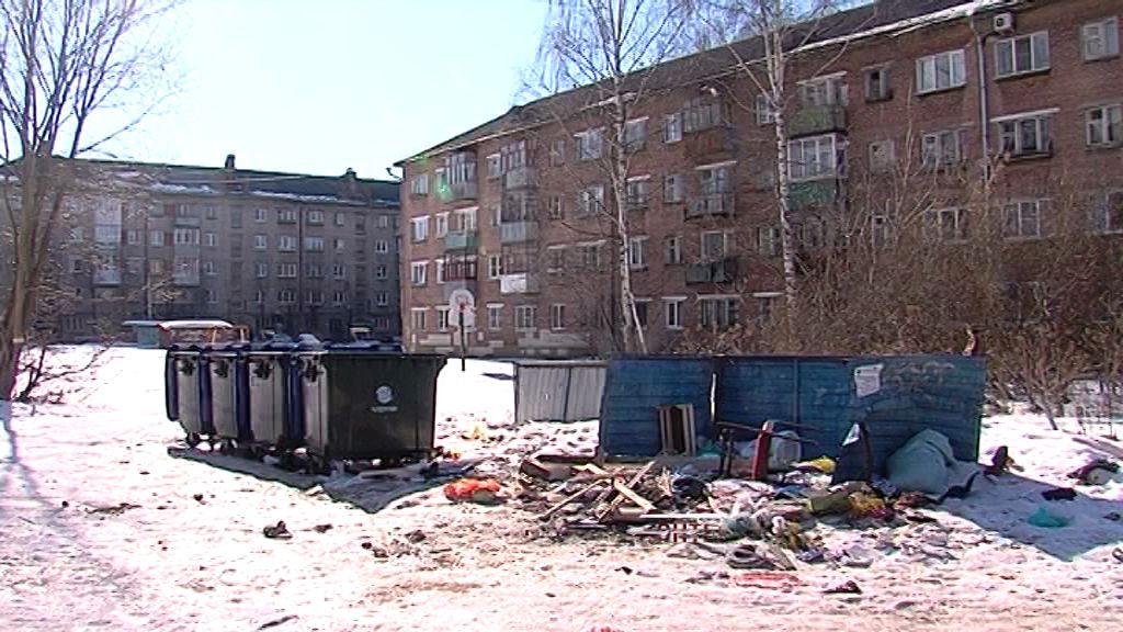Мэр Ярославля потребовал перенести мусорные площадки ближе к жилым домам