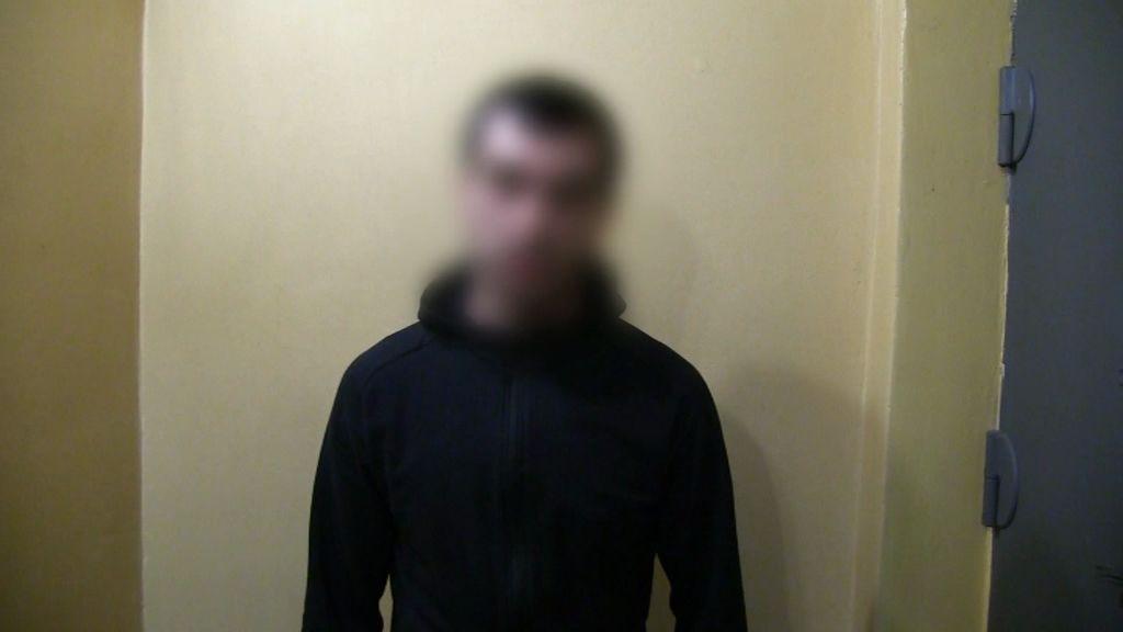 Полицейские в лесу задержали 30-летнего парня с 1,5 кг. героина