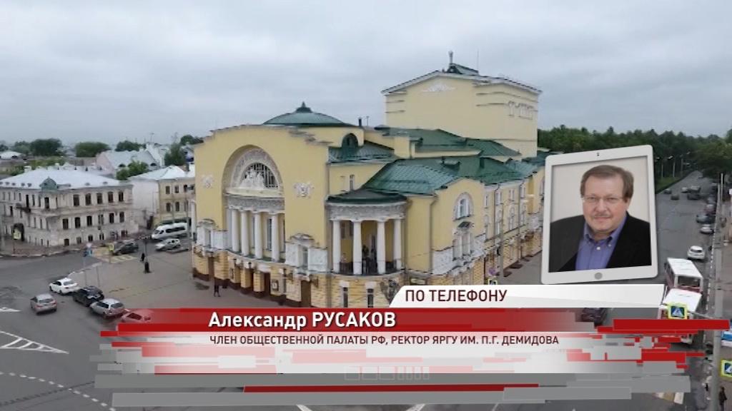 Александр Русаков: «Общественность категорически против объединения Волковского с Александринским»