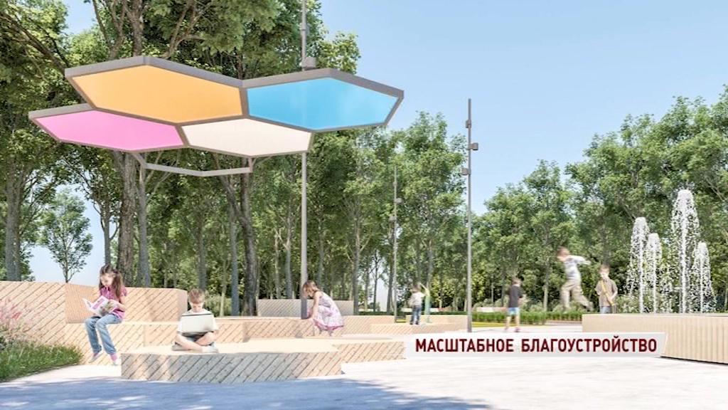 Этим летом в Ярославле благоустроят два парка и 20 дворов