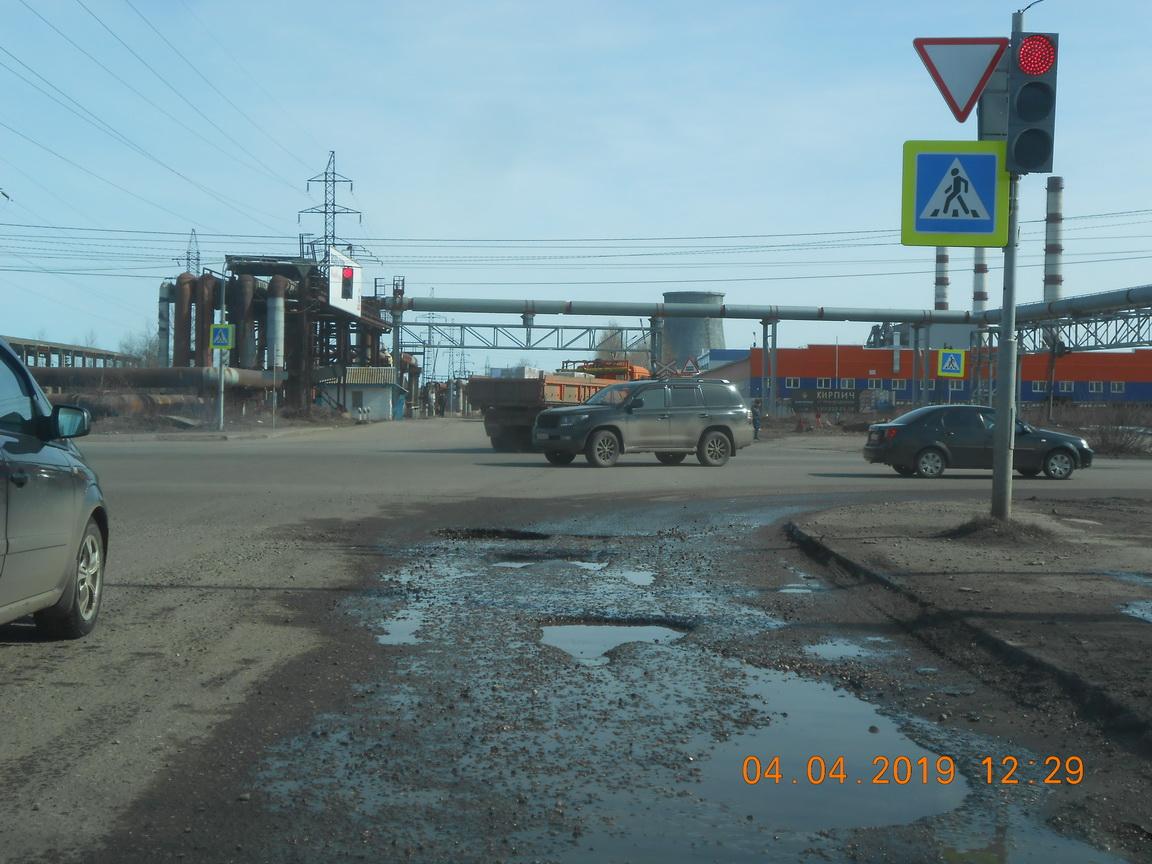 Прокуратура через суд требует у мэрии отремонтировать две улицы в Брагине