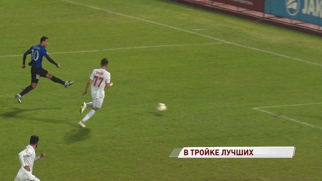 Нападающий «Шинника» стал одним из лучших игроков в ФНЛ в марте