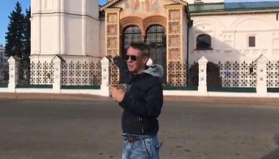 Алексей Панин – в Ярославле: «Мы все пили, я садился на лошадь и подскакивал к храму»