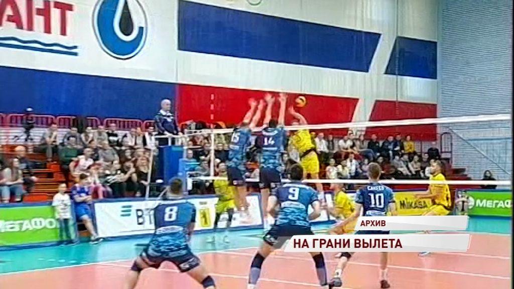 «Ярославич» практически потерял все шансы для сохранения прописки в Суперлиге