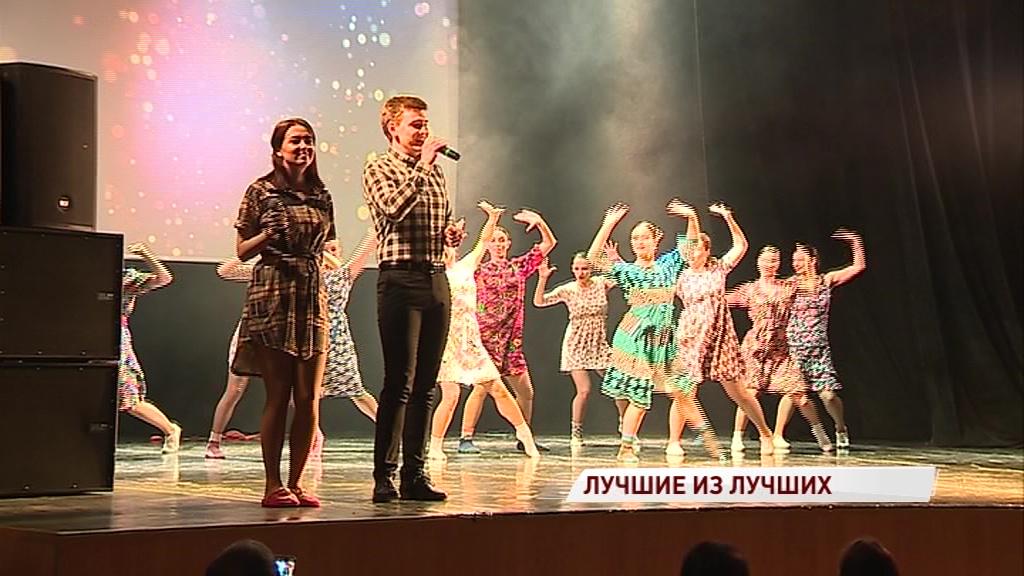 В Ярославле прогремел региональный этап студвесны